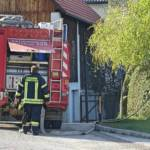 Waldbrand in Ternitz- Flatz