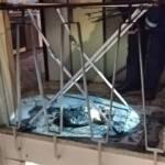 Brennender Wäscheständer löste Feuerwehreinsatz aus