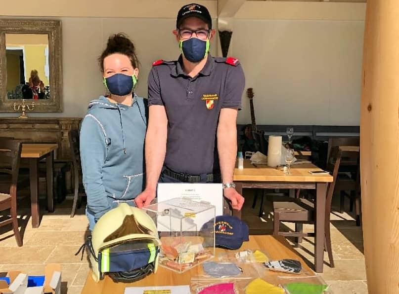 Spendenaktion Mund-Nasen-Schutz-Masken