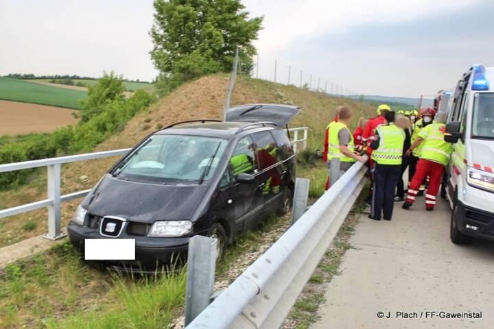 Fahrzeugbergung auf der A5