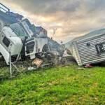 Schwerer Lkw Unfall A9 bei Kalwang