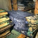 Wieder Brandstiftung auf Werksgelände in Ternitz