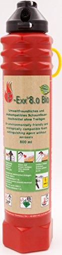 F-Exx 8.0 Bio Feuerlöscher - Der umweltfreundliche Allround-Feuerlöscher 1