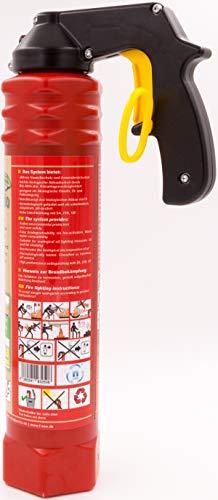 F-Exx 8.0 Bio Feuerlöscher - Der umweltfreundliche Allround-Feuerlöscher 2