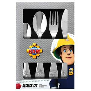 Feuerwehrmann Sam Besteck-Set