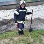 Mehrere Feuerwehreinsätze nach Hagelunwetter