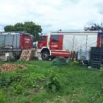 Auspumparbeiten in Weidling