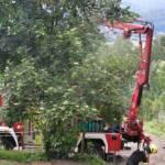 Traktorbergung am Pampichlerweg