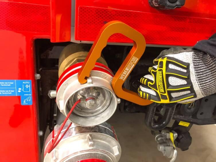 Feuerwehr Multifunktionswerkzeug Schlauchkupplung