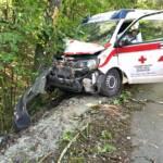 Verkehrsunfall Rotes Kreuz