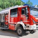 Neues Tanklöschfahrzeug für die FF Döbriach