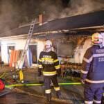 Wohnhausbrand in Kopreinigg