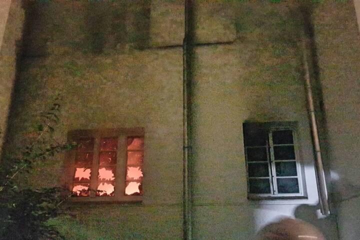 Zimmerbrand in Wien – Landstraße