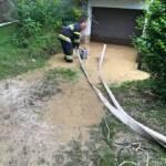 Erste Einsatzbilanz der Feuerwehren im Bezirk