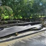 Unwettereinsätze im Bezirk Weiz