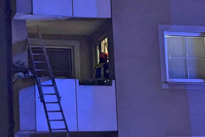 Türöffnung für Rettung und Polizei