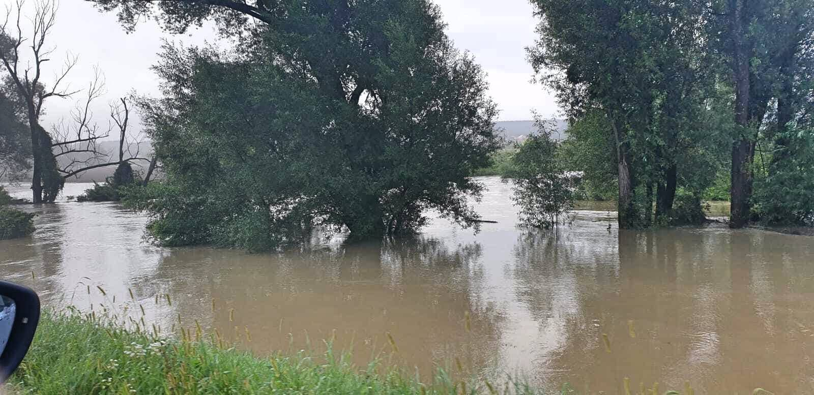 Schwere Unwetter im Bezirk Jennersdorf