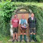 HFM Horst Feichtinger feiert seinen 60-iger