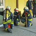 Erfolgreich abgelegte Ausbildungsprüfung Atemschutz