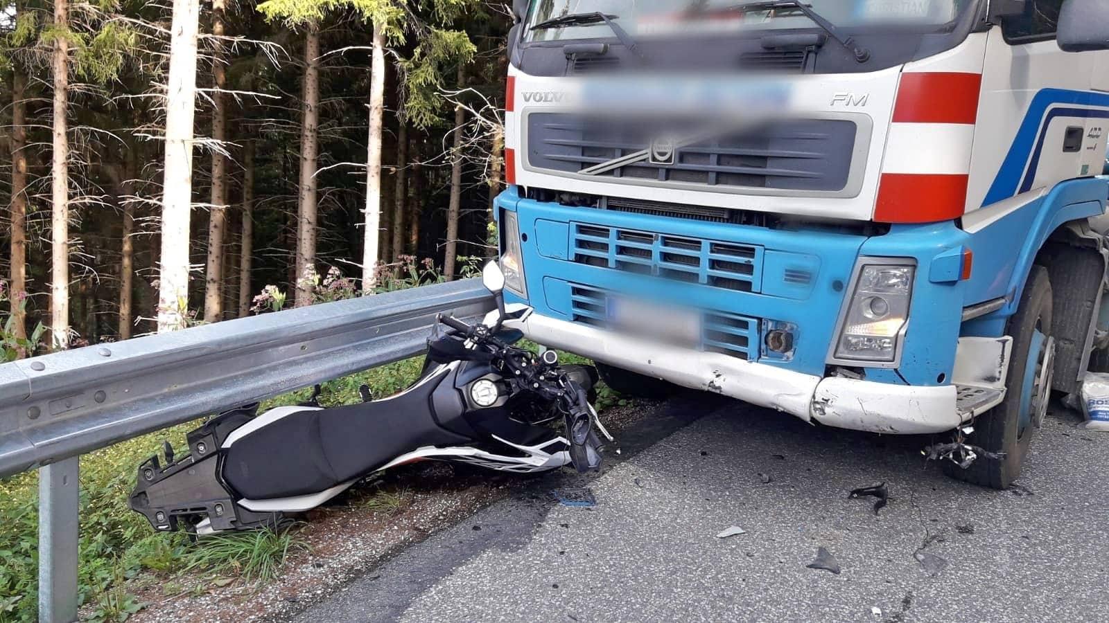 Schwerer Verkehrsunfall in Bad Schwanberg