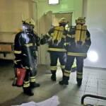 Brand im Pflege- und Betreuungszentrum