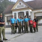 24h - Übung der Feuerwehrkids Rudersdorf-Berg