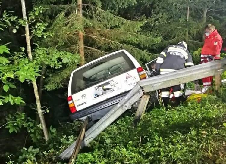 Verkehrsunfall in Gressenberg