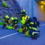 Tunnelgrundausbildung in der Feuerwehr