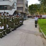 Ausbildung im Feuerwehrbezirk