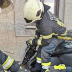Übungsbetrieb wieder aufgenommen - Menschenrettung aus Pkw
