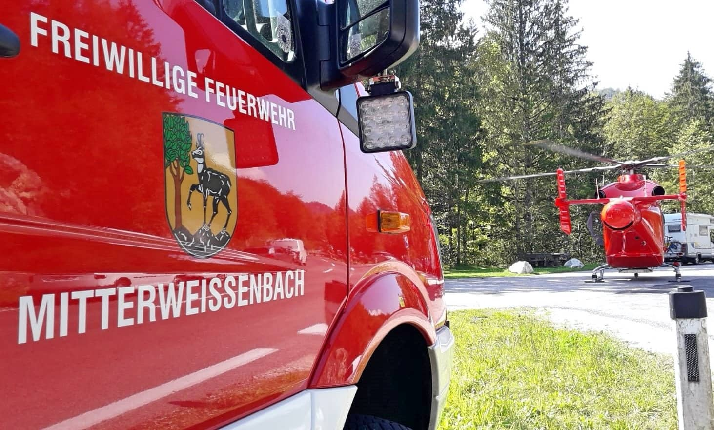 Zwei Biker bei Unfall im Weißenbachtal getötet