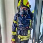Abschnitts-Atemschutzübung in Mistlberg