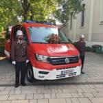 Neues Einsatzleitfahrzeug für STF Jennersdorf
