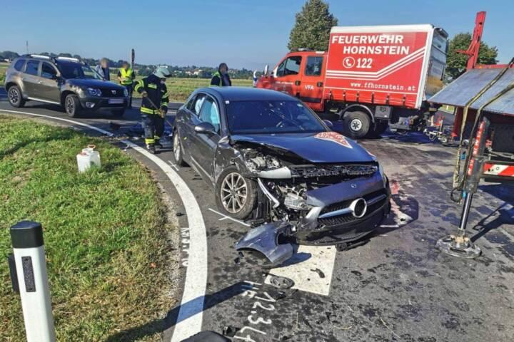Verkehrsunfall in Hornstein
