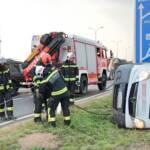 Verkehrsunfall im Frühverkehr