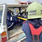 8 Stunden Einsatzdienst der Feuerwehrjugend