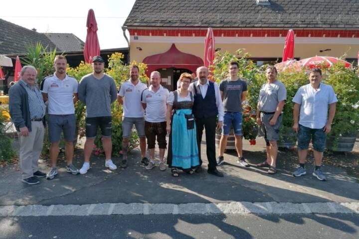 FF Mogersdorf verabschiedet sich vom Türkenwirt