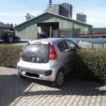 Fahrzeugbergung in Gewerbebetrieb