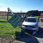 Verkehrsunfall in Rassach