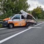 Verkehrsunfall A10 Tauernautobahn