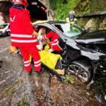Verkehrsunfall bei der Rheintalautobahn