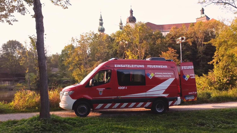 Neues Kommandofahrzeug der Feuerwehr