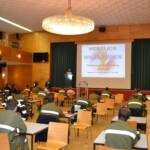 Maschinistenlehrgang - Wetterfeste Feuerwehrmaschinisten ausgebildet