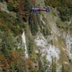 Feuerwehr Flugdienstübung in Trofaiach