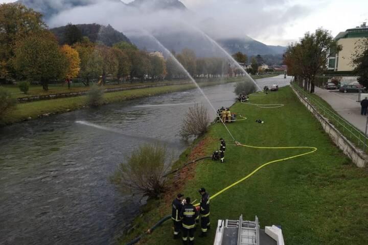 Maschinistengrundlehrgang für den Pflichtbereich Bad Ischl