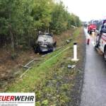 Zweifacher Verkehrsunfall auf der S31