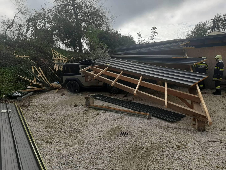 Tödlicher Verkehrsunfall in Obermillstatt