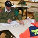 Wissenstest der Feuerwehrjugend unter erschwerten Bedingungen
