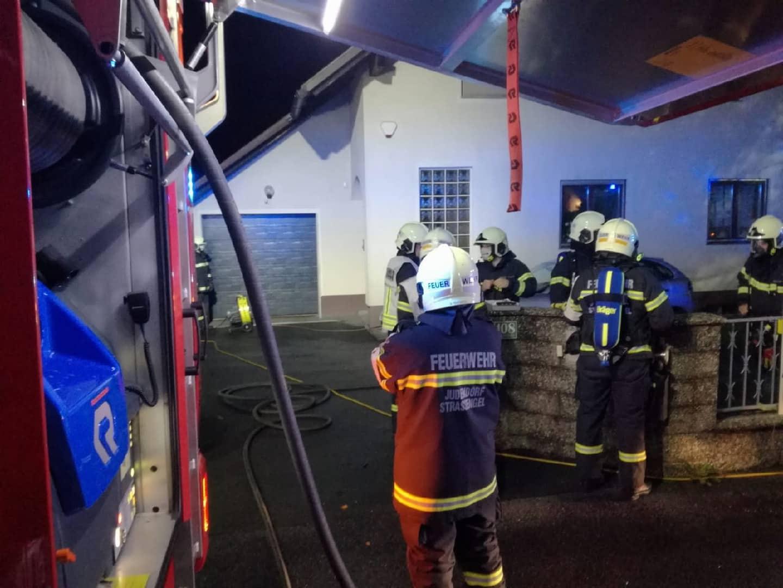 Kellerbrand in Gratwein-Straßengel