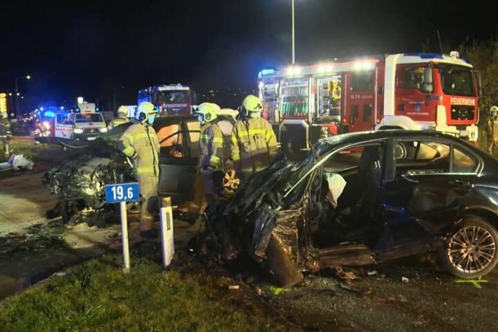 Erneut tödlicher Verkehrsunfall im Ennstal Höhe Oberhaus